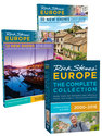 Rick Steves' Europe Complete Collection + Season 9 & Season 10 DVD Set.
