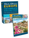 Rick Steves' Europe Complete Collection & Season 9 DVD Set.