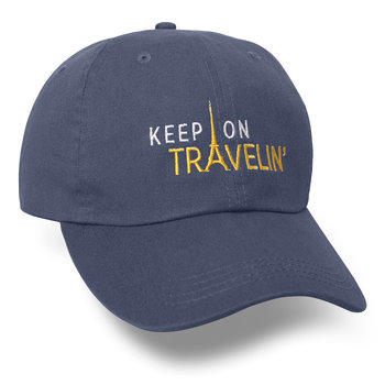 Keep on Travelin'™ Cap